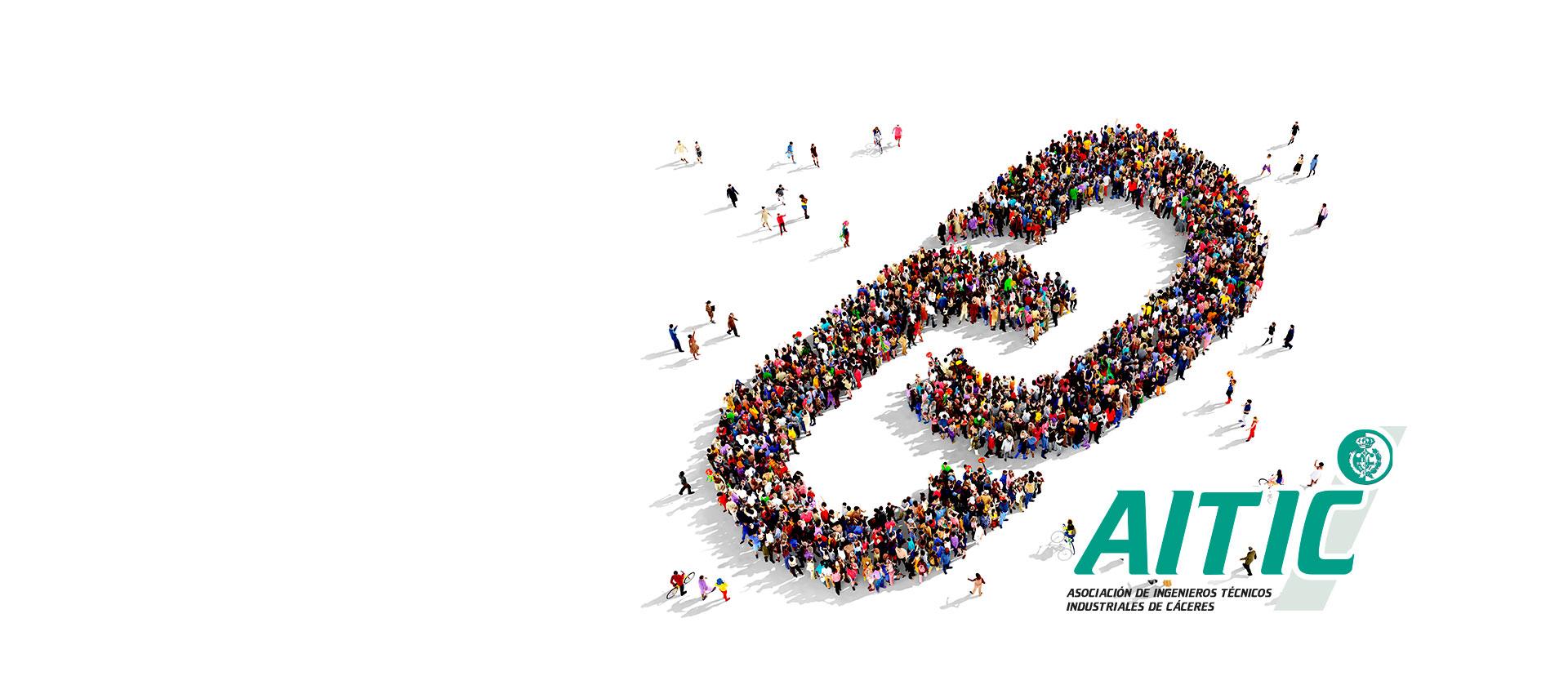 Asociación AITIC, <br/> juntos sumamos más