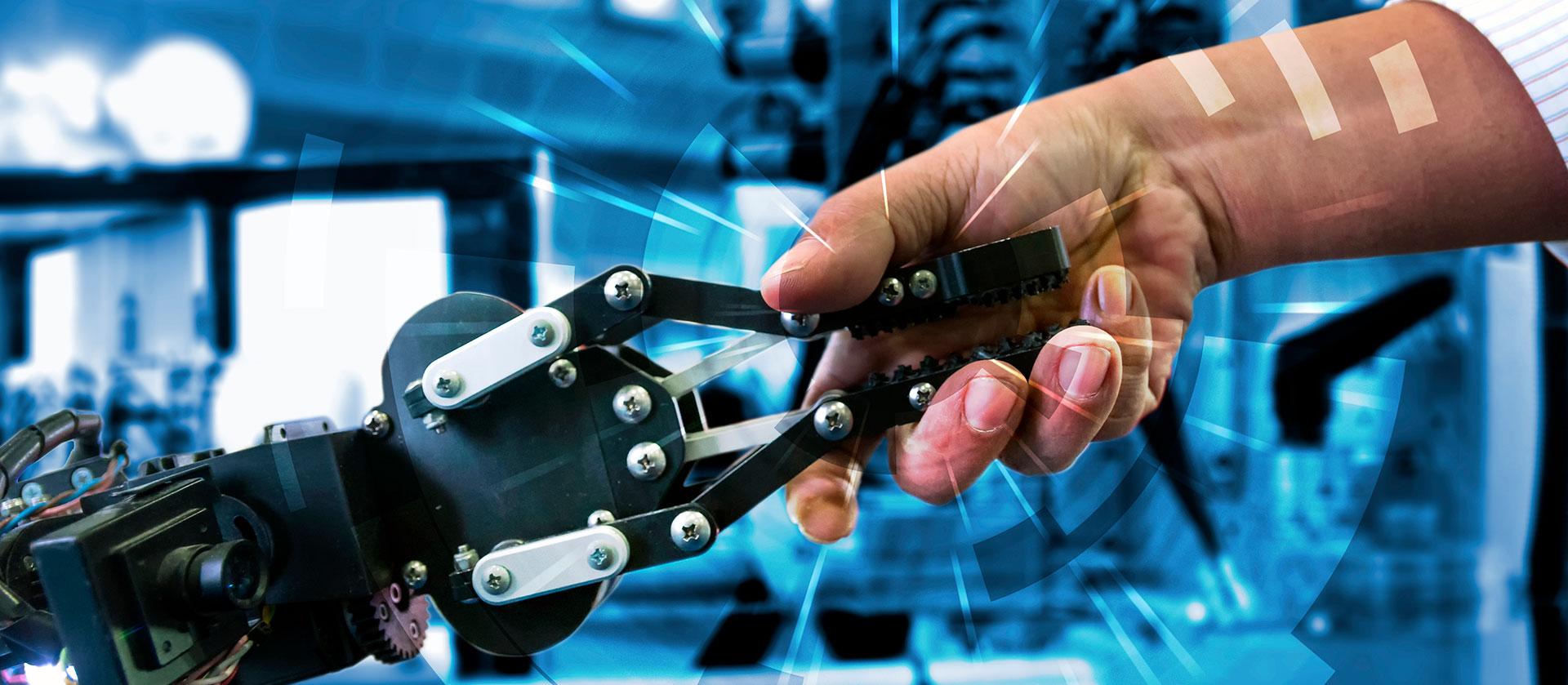 Robótica, mecatrónica y control de movimiento, piezas clave de la automatización industrial